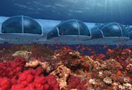 Sleep with the fishes in Fiji&#39;s underwater hotel