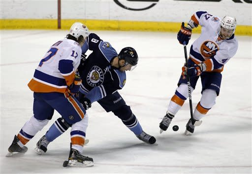 Frans Nielsen lifts Islanders past Panthers