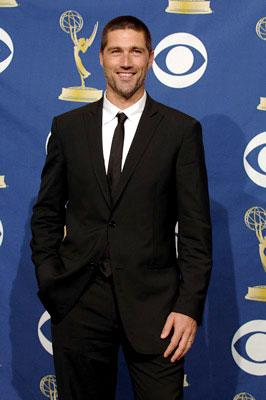 Presenter Matthew Fox 57th Annual Emmy Awards Press Room - 9/18/2005