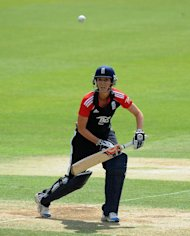 Charlotte Edwards hit an unbeaten 72 from 61 balls as England defeated Ireland