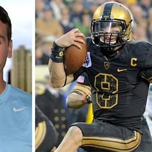 Former West Point quarterback eyeing spot on NFL team