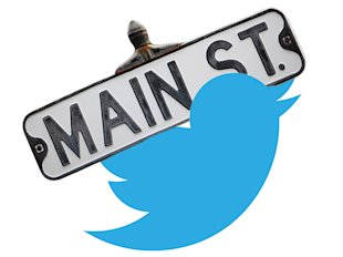 Defining SMB Marketing in a 140 Character World image Twitter Foundation Mainstreet
