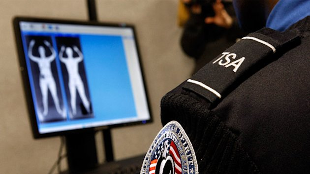 Ex-TSA Agent Dishes on Image Screening Rooms (ABC News)