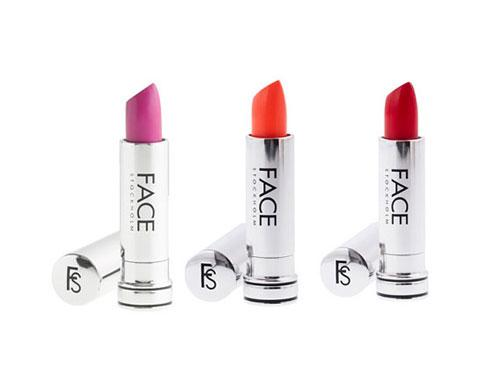 Face Stockholm for J. Crew Lipstick
