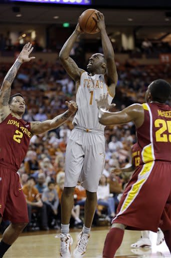 Iowa St Texas Basketball
