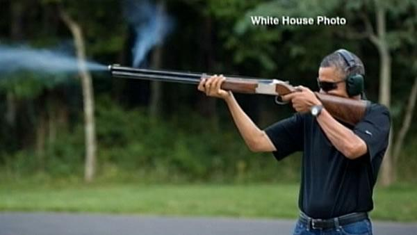 Obama presses for gun proposals in Minnesota