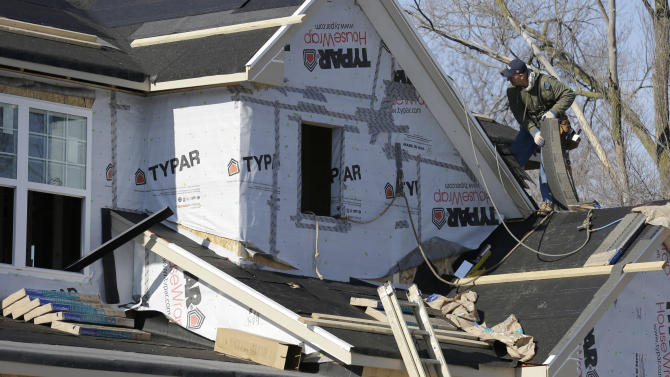 US homebuilder confidence edges higher in March
