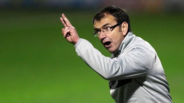 Pat Fenlon wants his side to go one better in the cup this year