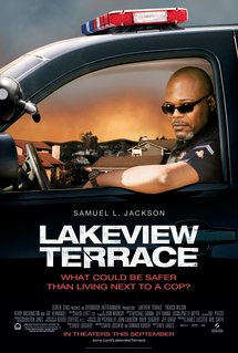 Poster of Lakeview Terrace