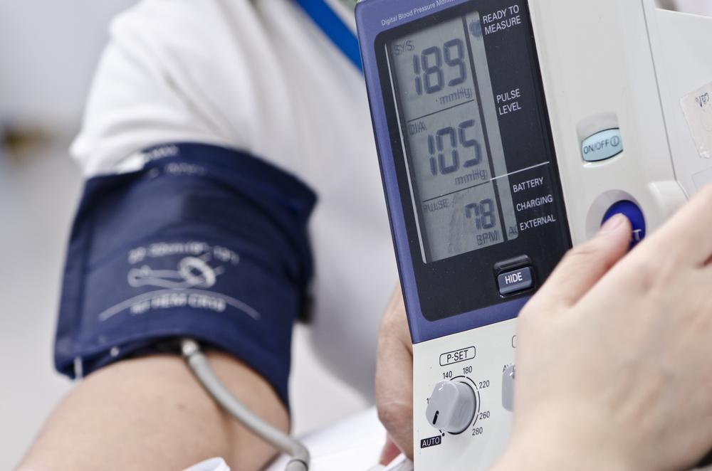 Can self-monitoring help in blood pressure management?