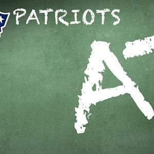 Week 2 Report Card: New England Patriots
