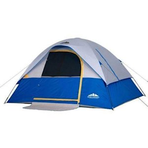 Northwest Territory Silverdome 4-Person Tent