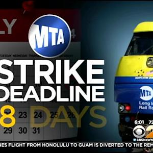 Riders Fear Messy Commute If Strike Halts LIRR Service