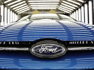 Ford Plans Long-Range Electric Car to Compete With Tesla, GM