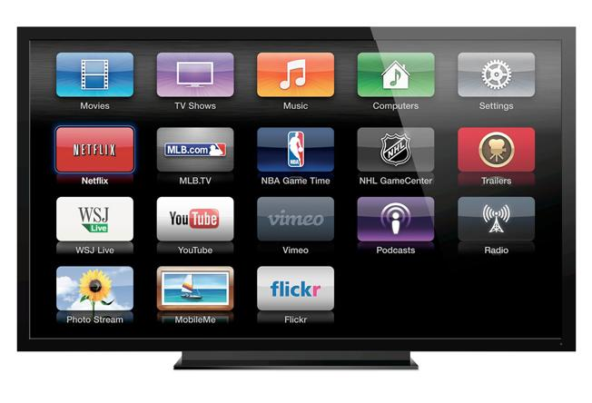 Apple's plan to take over TV: Cloud-based DVR, iOS interface, social sharing