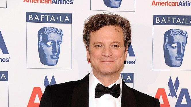 18th Annual BAFTA/LA Britannia Awards 2009 Colin Firth