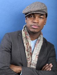 "This Oct. 12, 2012 photo shows R&B singer-songwriter and music executive Ne-Yo, born Shaffer Chimere Smith, in New York. Ne-Yo is releasing his fifth album, ""R.E.D."" It's his first release on Universal Motown, where he also serves as senior vice president of A&R. (Photo by Amy Sussman/Invision/AP)"