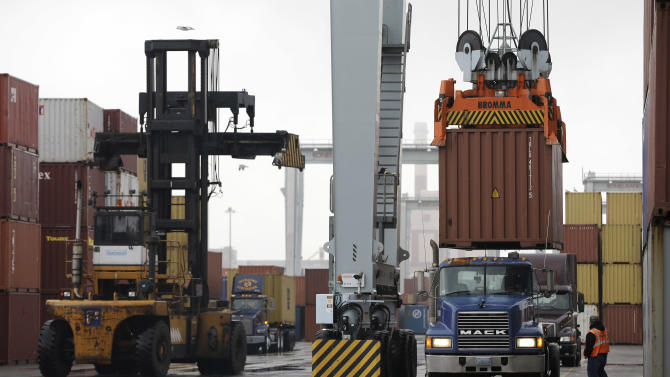 Strike looms at East and Gulf Coast ports