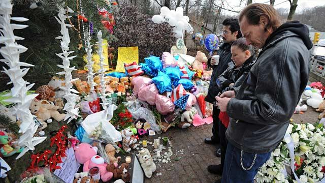 Newtown Shooter's Computer Badly Damaged