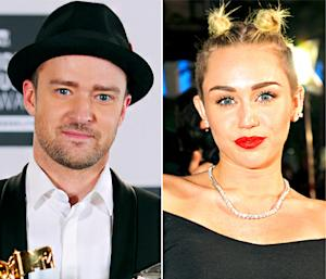 "Justin Timberlake Calls Miley Cyrus ""Smart,"" ""Talented"" After VMAs"