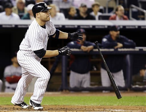 Yanks rout Red Sox 10-2, open 1-game AL East lead