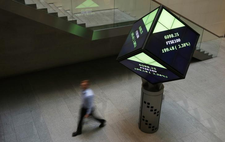 FTSE set for biggest weekly gain since 2011
