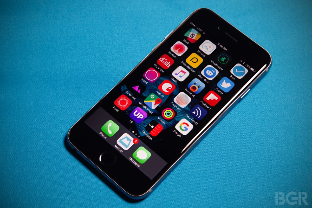 This smart little iPhone trick will help you find any app instantly