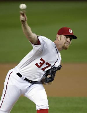 Nationals' Strasburg, Harper, LaRoche have surgery
