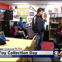 Boys & Girls Club Uses Donated Toys For Incentives