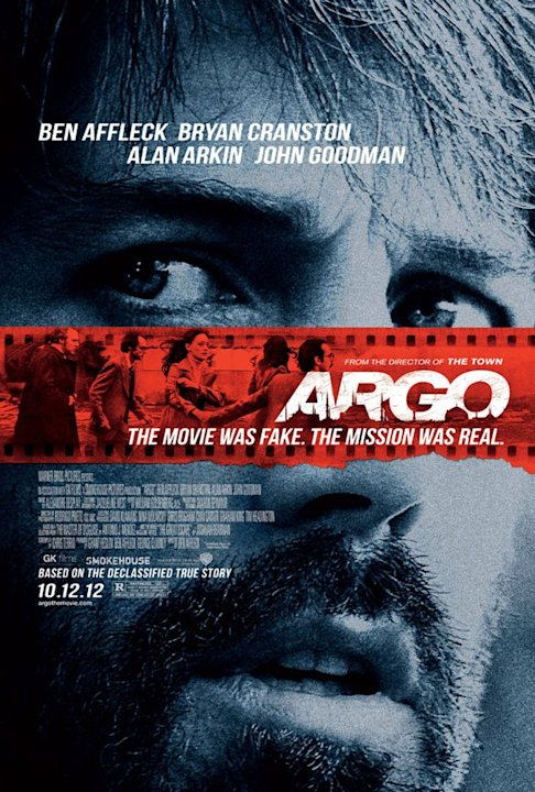 Chris Terrio, Argo