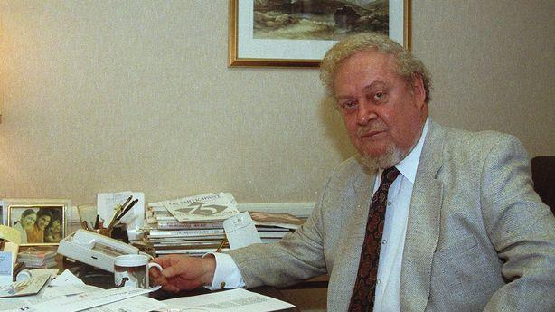 Robert Bork Has Died