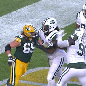 New York Jets Muhammad Wilkerson ejected after scuffle