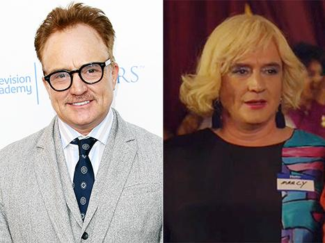 """Bradley Whitford: Wearing Heels Hurt But My Butt and Legs Looked """"Great"""""""