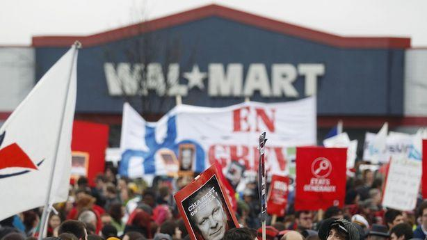Wal-Mart's Labor Rights Headaches Are Adding Up
