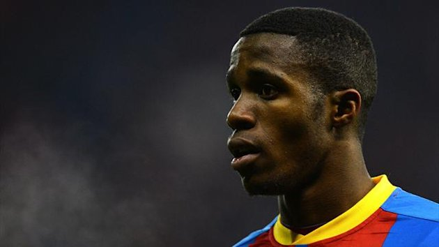 FOOTBALL - 2012/2013 - Crystal Palace - Zaha