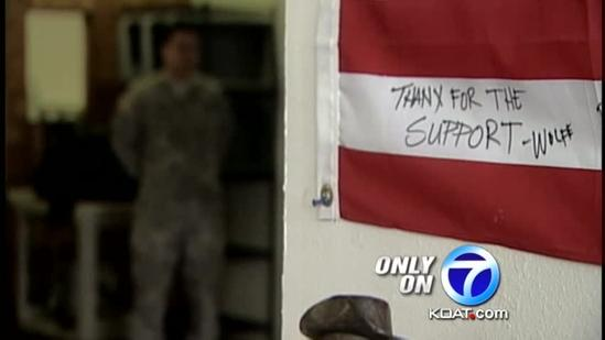 Jerky company helps soldiers