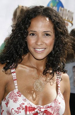 Dania Ramirez at the world premiere of Universal Pictures' Evan Almighty