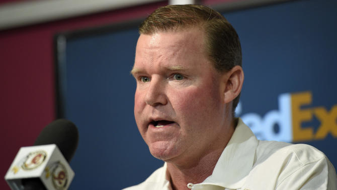 GM McCloughan focused on big schools in 1st draft with Skins