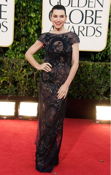 70th Annual Golden Globe Awards - Arrivals: Julianna Margulies