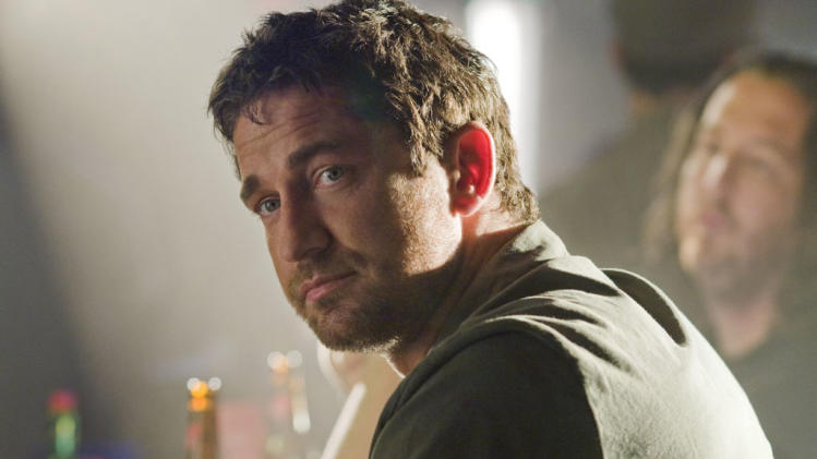 Gerard Butler The Ugly Truth Production Stills Columbia Pictures 2009