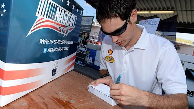 Joey Logano Foundation launches at Loudon