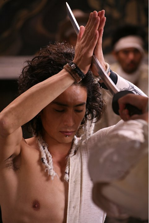 Yusuke Iseya Sukiyaki Western Django Production Stills First Look 2008