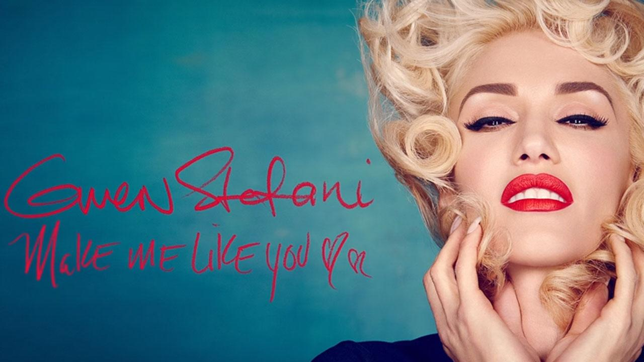 Gwen Stefani Releases Romantic Pop Song 'Make Me Like You', Croons 'Thank God That I Found You'