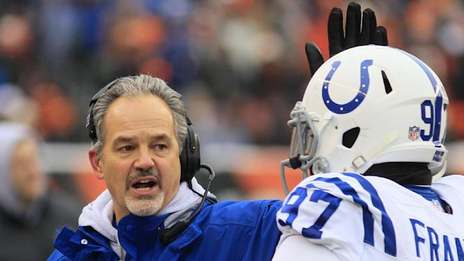 Colts seeking solutions for secondary problems