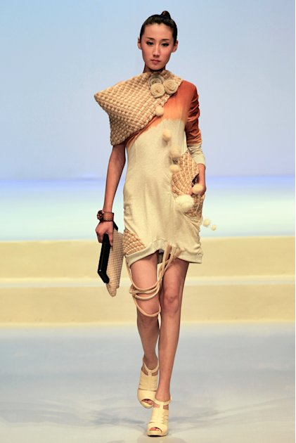 China Fashion Week S/S 2012 - Day 6