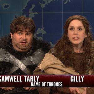 Weekend Update: Sam and Gilly
