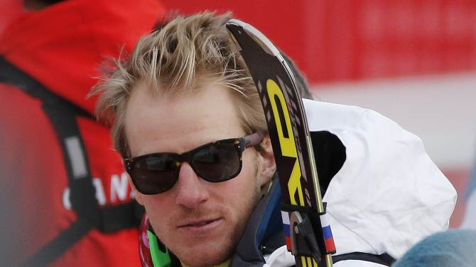 Bode Miller leads 1st super-combined training