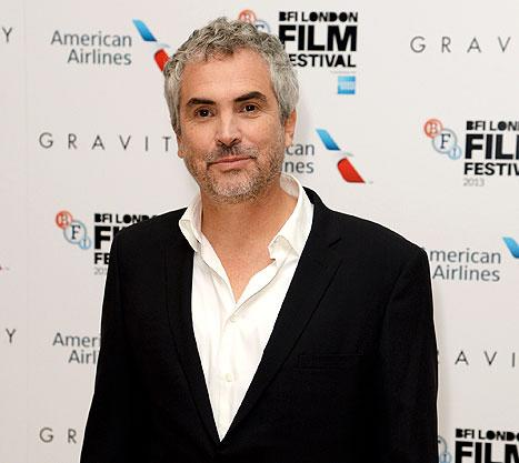 Alfonso Cuaron Asked By Reporter What It Was Like Shooting Gravity In Space