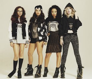 Little Mix Stun In New Fashion Shoot And Reveal Style Inspiration!