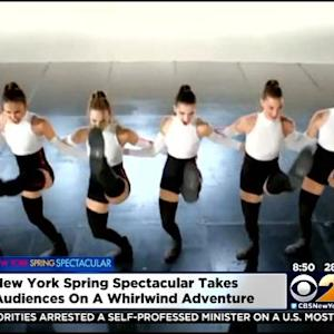 Rockettes Preview Spring Spectacular